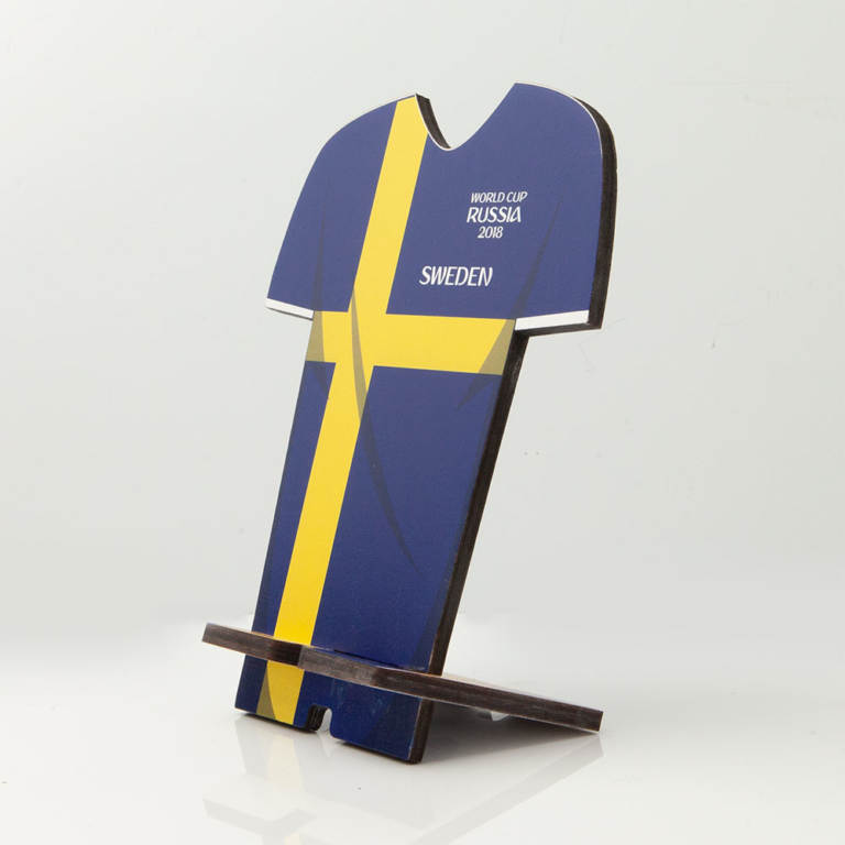 Smartphone stand World Cup Russia 2018 Sweden